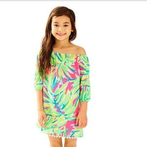 Lilly Pulitzer Girl's Mini Enna dress XL EUC